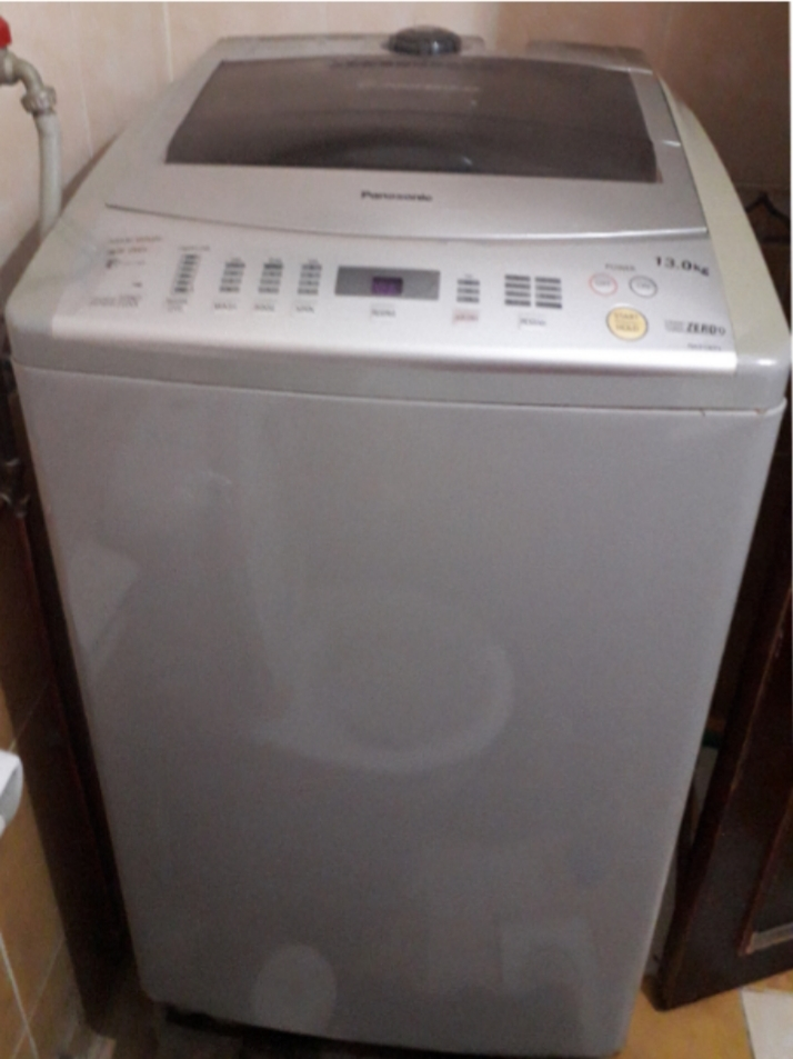 Panasonic fully automatic washing machine 13kg
